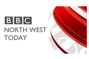 EggBox Video bbc north west Logo